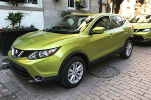 2017 Nissan Qashqai: a Veteran Newbie to the Segment