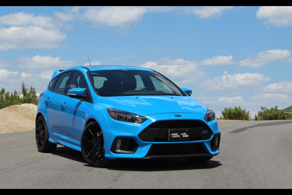 2018 ford focus rs.  2018 2016 ford focus rs credit michel deslauriers throughout 2018 ford focus rs