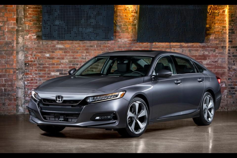 2018 Honda Accord revealed! - Sudbury.com