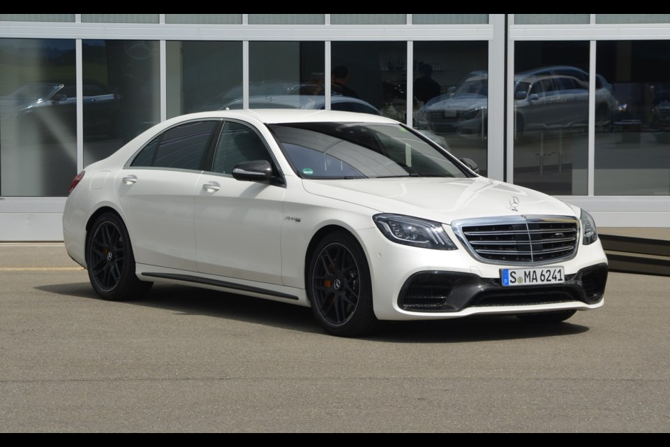 2018 Mercedes Benz S Class In Search Of Perfection