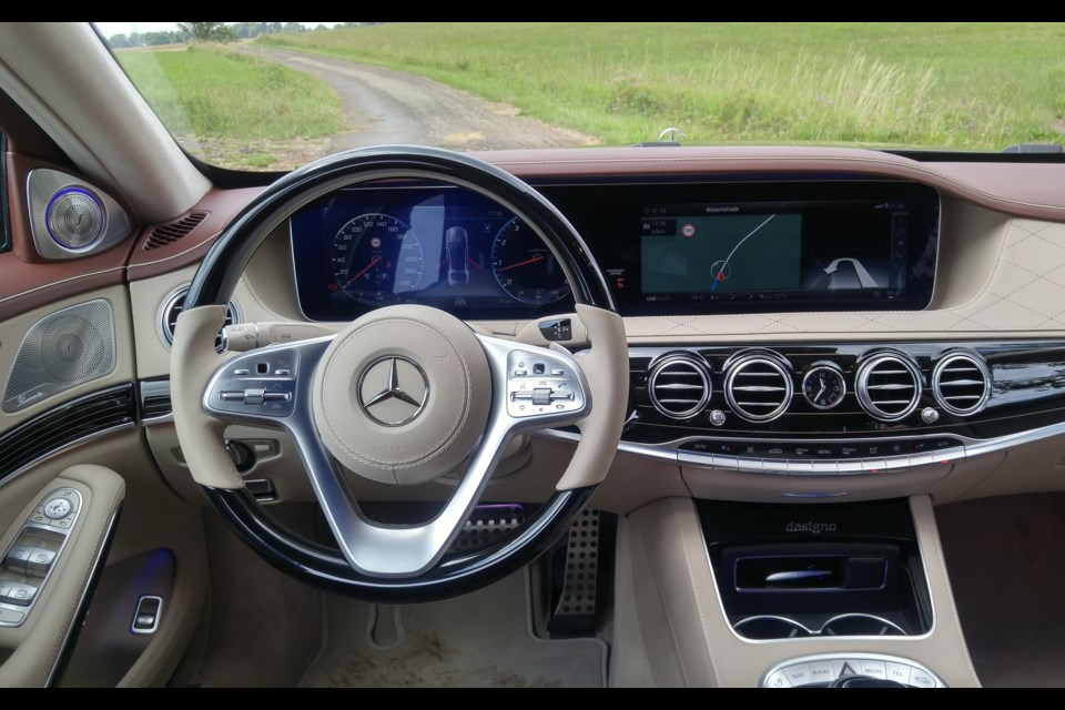 2018 mercedes benz s class. beautiful class 2018 mercedesbenz s 560 4matic credit alain morin with mercedes benz s class