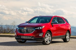 2018 Chevrolet Equinox: 6.0 L/100 km on the Highway