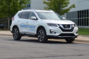 Nissan ProPILOT Assist: Following the Semi-autonomous Parade… From a Distance