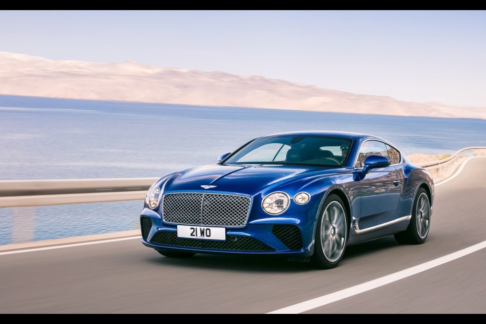 2018 bentley sports car. plain bentley credit bentley motors in 2018 bentley sports car