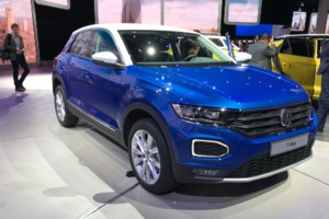 Volkswagen T-Roc: A New Player in the Subcompact SUV Market?