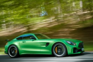 2018 Mercedes-AMG GT: We're Driving it on the Track This Week!
