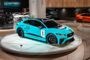 Jaguar Racing launches first international championship for production-based electric cars