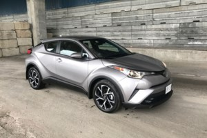 2018 Toyota C-HR: a Newcomer in the Subcompact Crossover Game