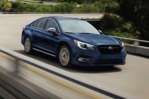 On the Menu this Week… Subarus!