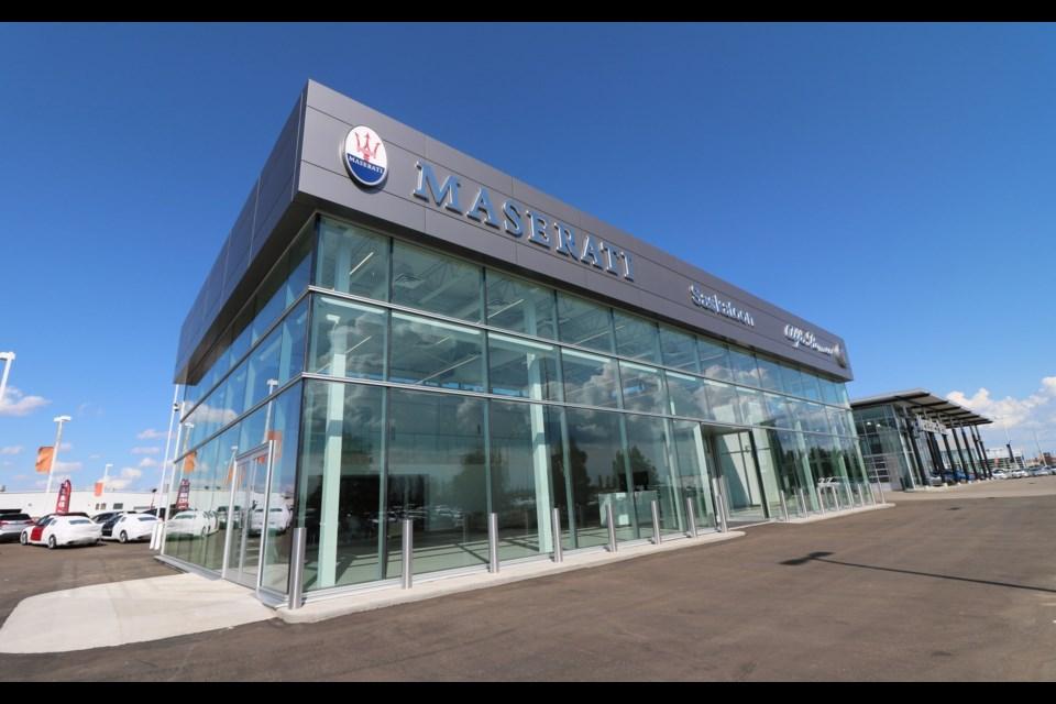 Credit Maserati Canada