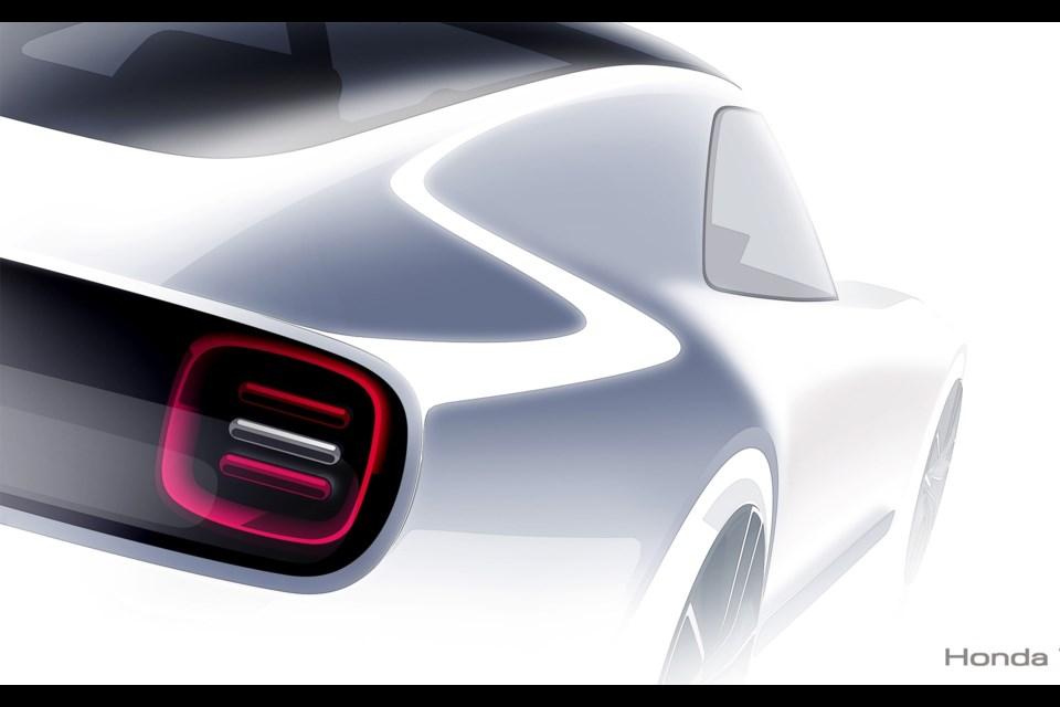 Honda Sports EV Concept Credit Honda Motor Company