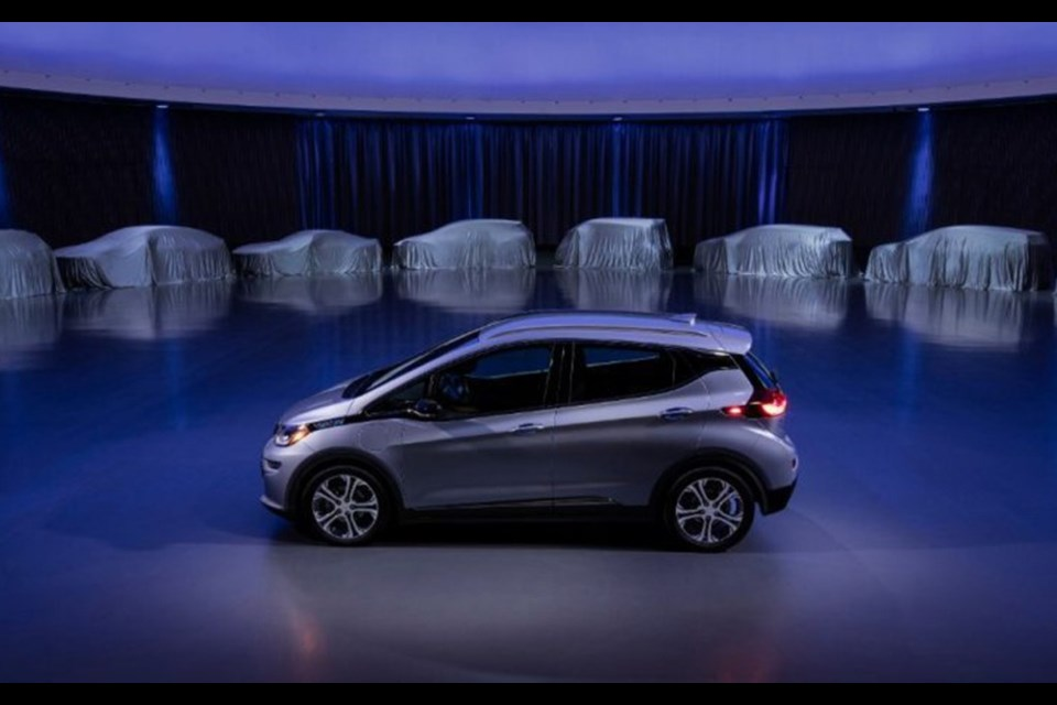 Credit General Motors of Canada Ltd.