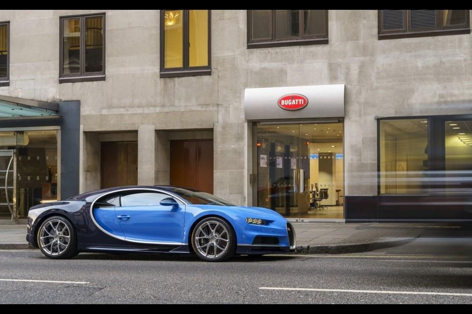 Credit Bugatti