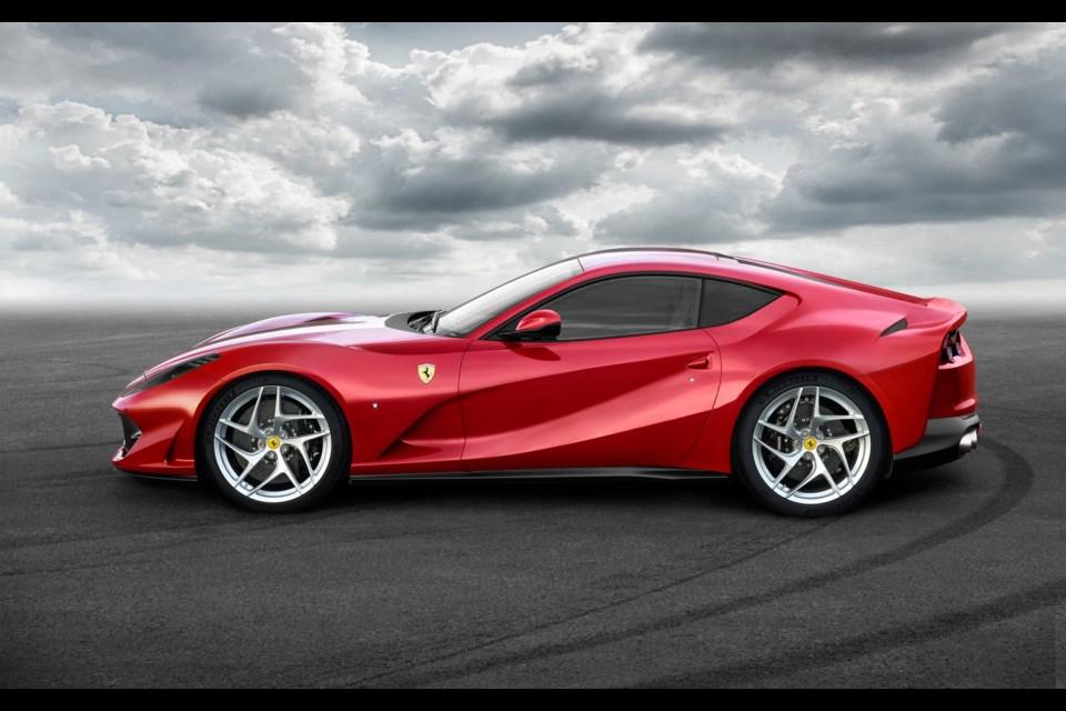 Credit Ferrari