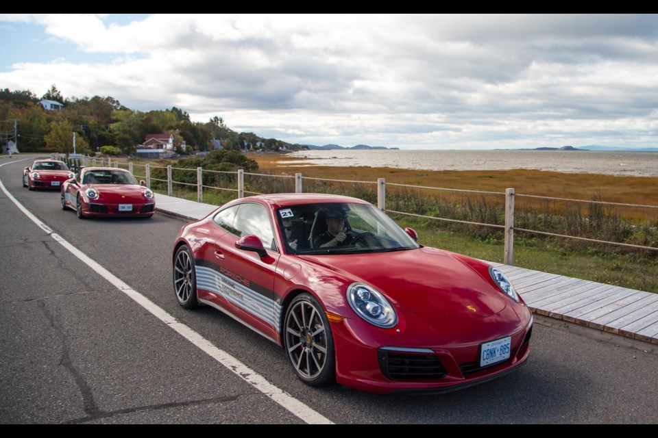 Credit Porsche Cars Canada