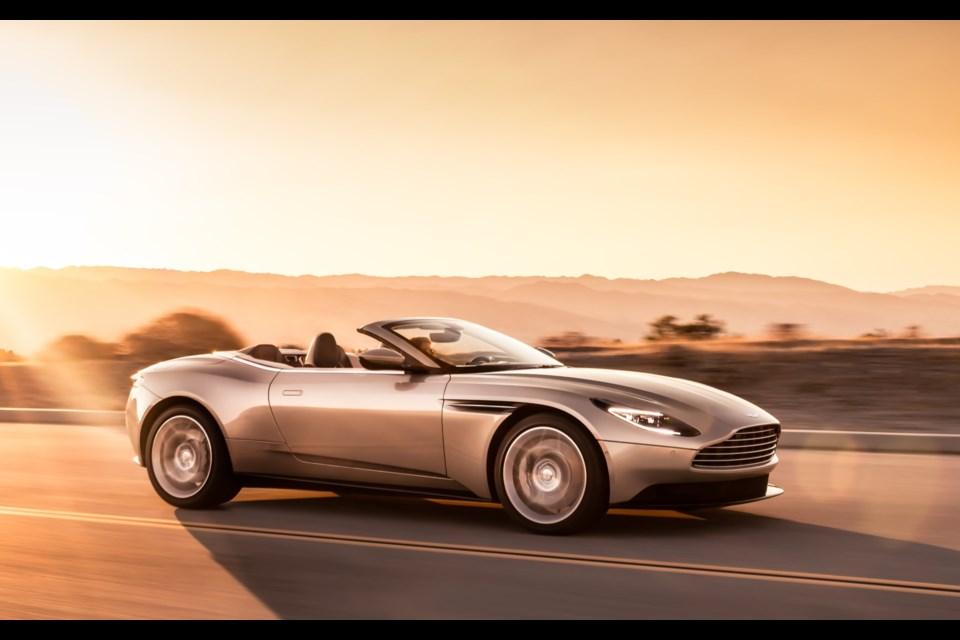 Credit Aston Martin Lagonda