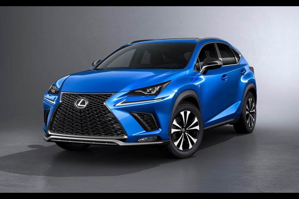 2018 Lexus NX Credit Lexus
