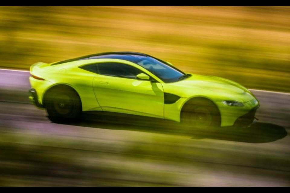 Credit Aston Martin