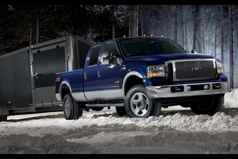 Ford F-350 2016 Credit Ford
