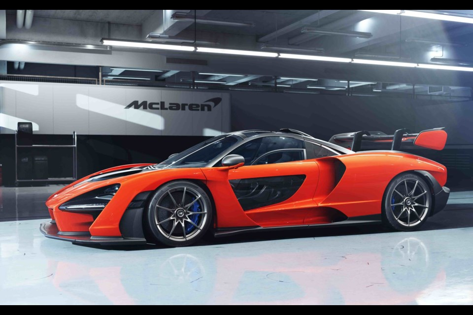 Credit McLaren Automotive