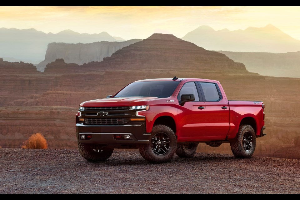 Chevrolet celebrates 100 years of trucks with an all new for General motors chevrolet customer service
