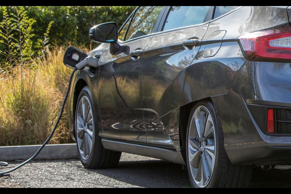 Honda Clarity Plug-in Credit Honda