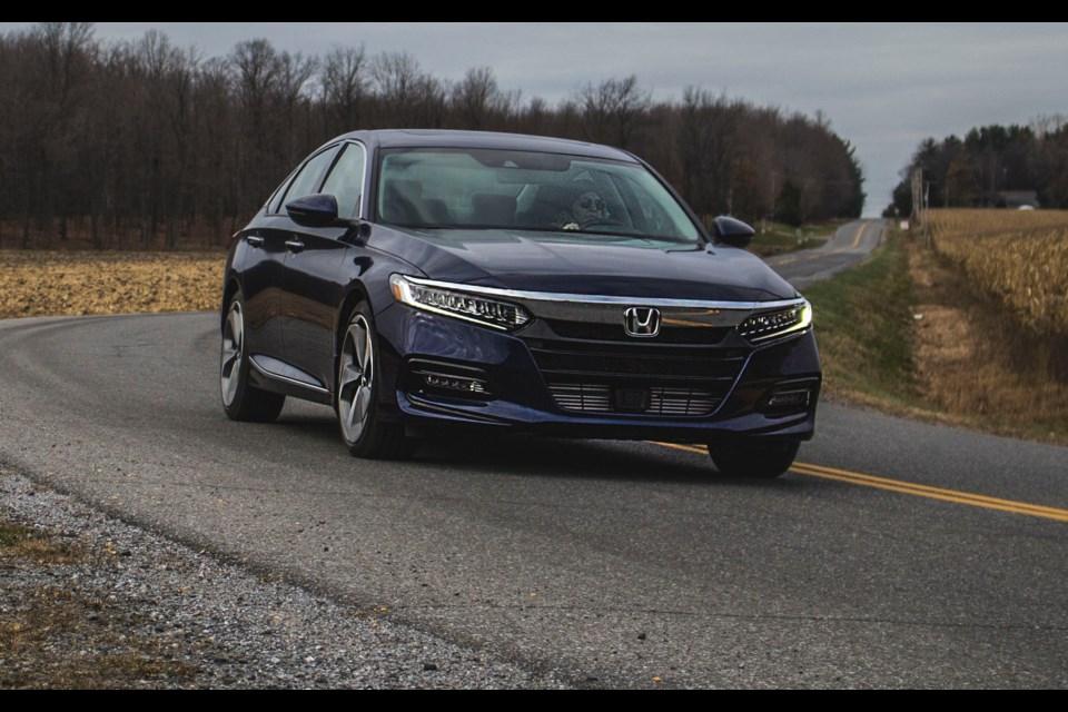 2018 Honda Accord Credit William Clavey
