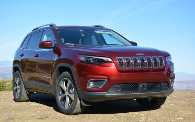2019 jeep cherokee new look new engine same exceptional adventure. Black Bedroom Furniture Sets. Home Design Ideas