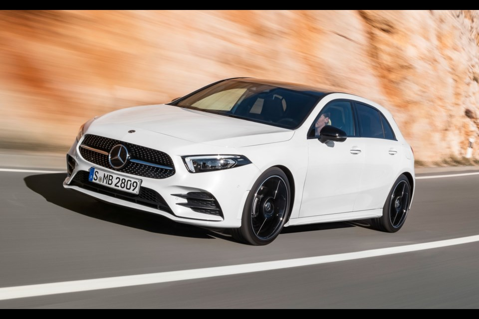 2019 mercedes benz a class yes we re getting it for Mercedes benz credit