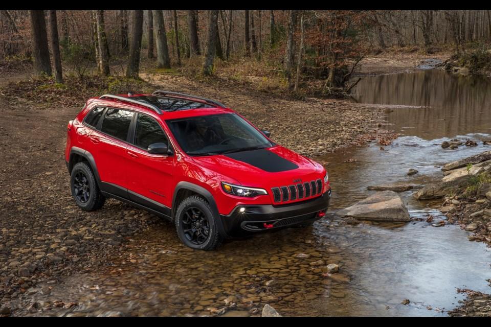2019 Jeep Cherokee Turbo Or V6 Halifaxtoday Ca