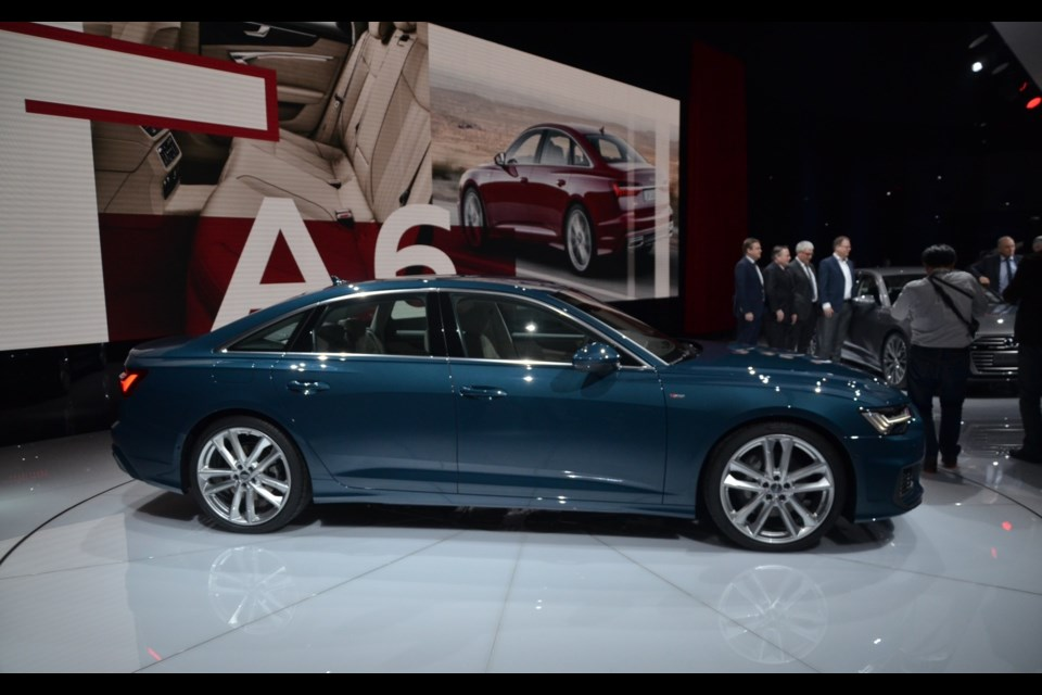 2019 Audi A6 One Of The Stars Of Geneva Sudbury Com