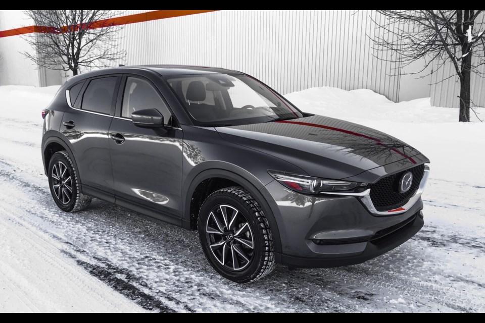 2017 Mazda Cx 5 Ready To Take On The Big Boys
