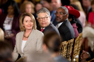 Sen. Al Franken writing memoir about his Washington years, calls it 'psychological thriller'