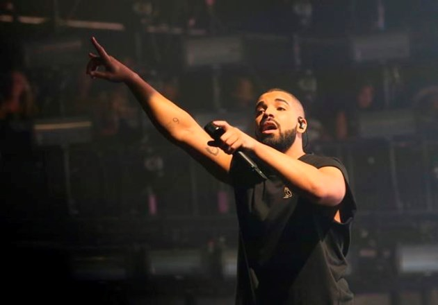 Drake tops Spotify's year-end list; The Weeknd had 2015's most streamed album