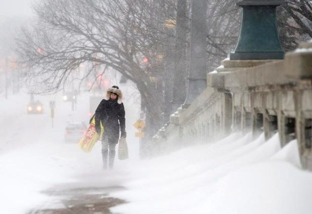 Environment Canada ends winter storm watch for southern Ontario