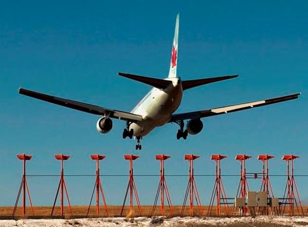 Air Canada passenger flight makes emergency landing in Halifax