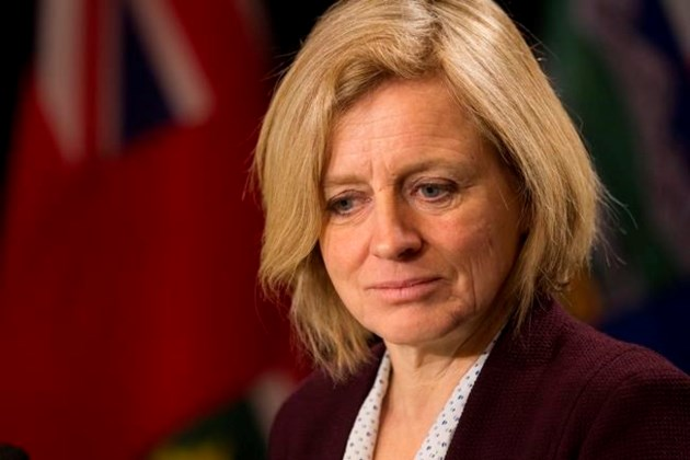 Montreal-area mayors' Energy East criticisms 'short sighted,' Notley says