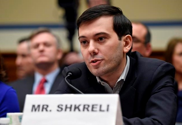 Martin Shkreli refuses to testify before Congress, calls politicians 'imbeciles' on Twitter