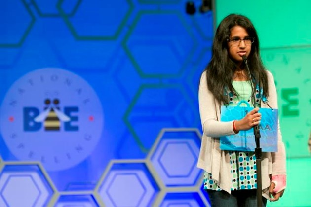 Spelling Bee Champ Misses Out On Final