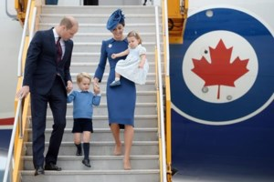 Prince William and his wife Kate focus on social causes during West Coast visit