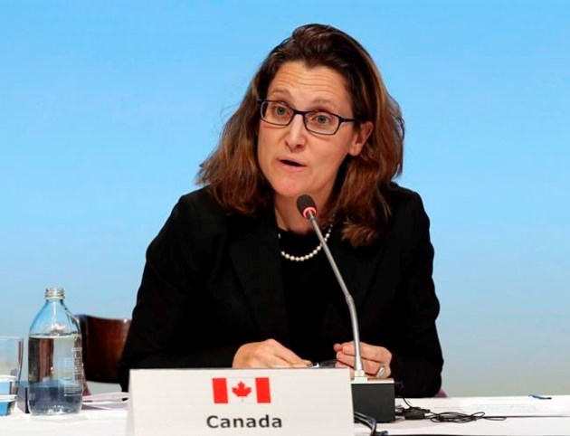 Top EU lawmaker intervenes to try to save Canada trade pact
