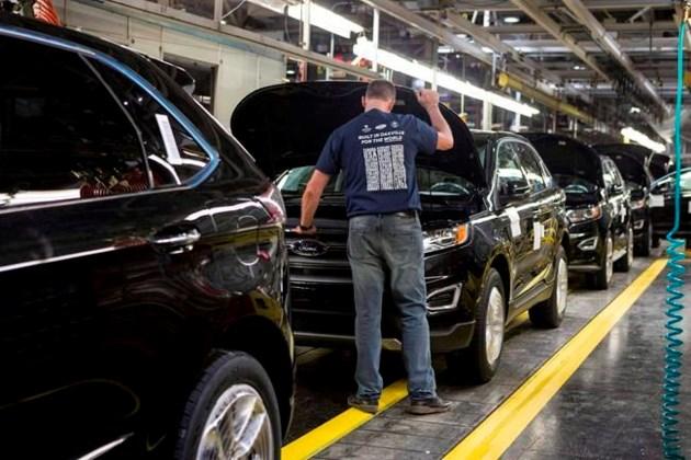 Ford union balks at GM framework deal