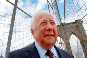 Park service making author David McCullough honorary ranger