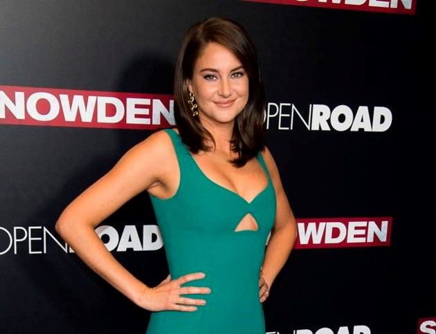 Actress Shailene Woodley arrested at DAPL protest