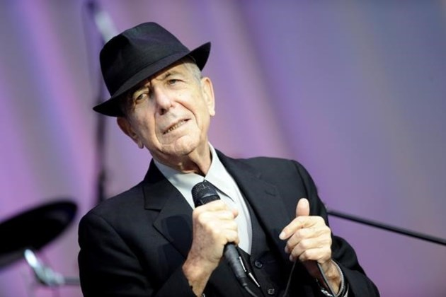 Singer-songwriter and poet Leonard Cohen has died at age 82