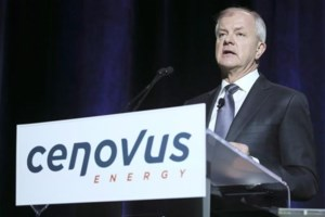 Cenovus Energy revives oilsands project, second to resume since downturn began
