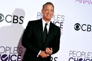 Tom Hanks' debut book is due in October