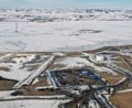 "Company: Dakota Access pipeline on track, despite ""threats"""