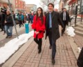 Trudeau tours Montreal riding ahead of federal byelection