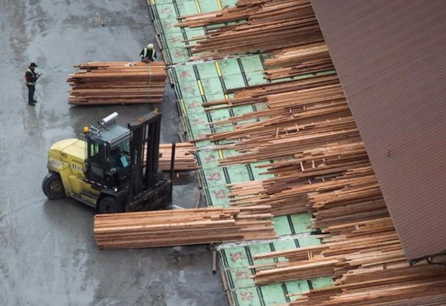 US rekindles trade conflict with Canada over lumber